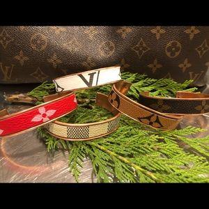 Jewelry - Handmade bracelets/designer handbags Louis Vuitton